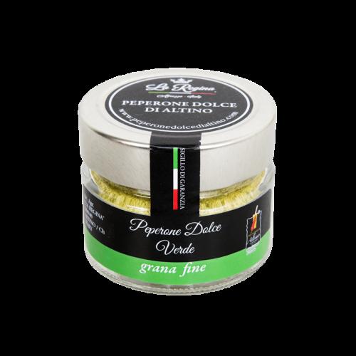 Peperone Dolce Verde Grana Fine