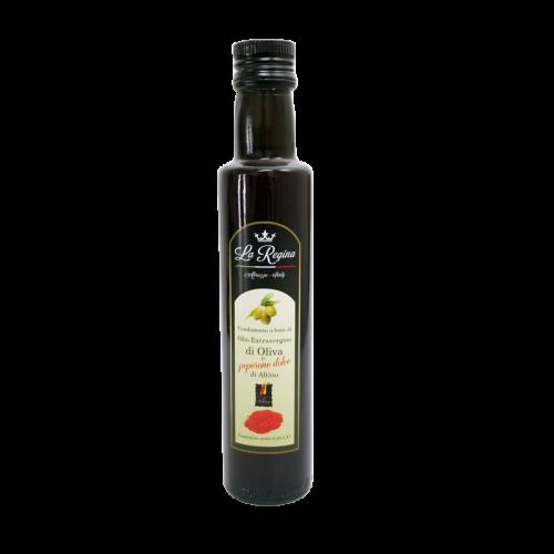 Olio Evo al Peperone Dolce